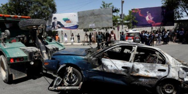 Најмалку 24 загинати во напад со автомобил бомба во Кабул