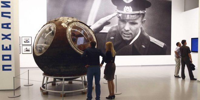 Продаден извештајот на Јуриј Гагарин од вселената за 47 500 долари