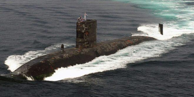 Воени лица на британската подморница се жалат дека не можат да симнуваат порно