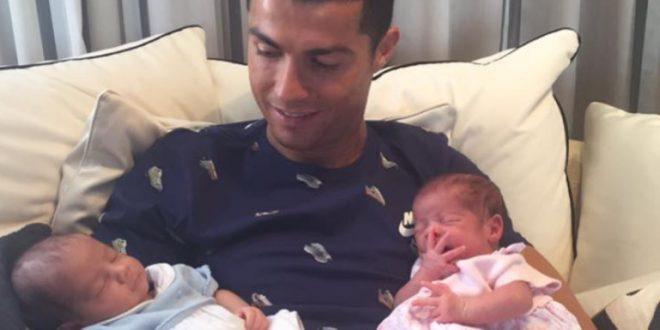Роналдо копнее за 7 деца