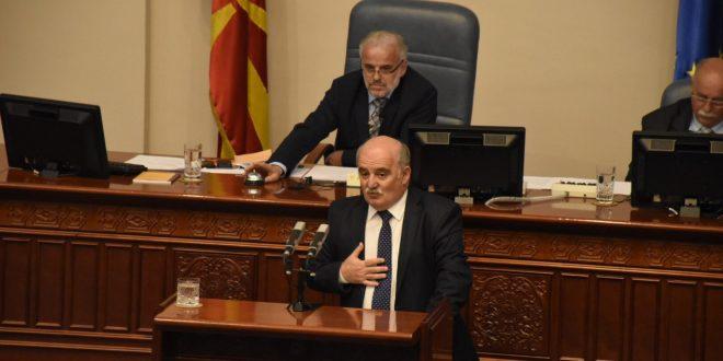 Тунтев  Зврлевски ќе остане јавен обвинител  ВМРО ДПМНЕ ја замајува јавноста
