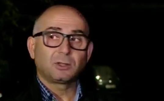 За времето на крвавиот упадот и насилствата во Собранието Чавков гледал  бил на стотина метри и не кревал телефон