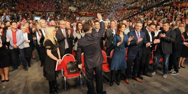 DW   Расте поддршката за реформи во ВМРО ДПМНЕ