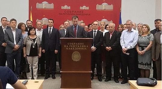 Опозицијата бара Собранието да одлучи за договорот со Бугарија