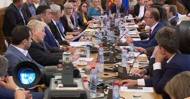 Договорот со Бугарија утре на затворена седница на Комисијата за надворешна политика