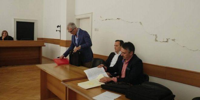 Грујовски заврши  Мијалков дојде во Апелација да се брани од притвор