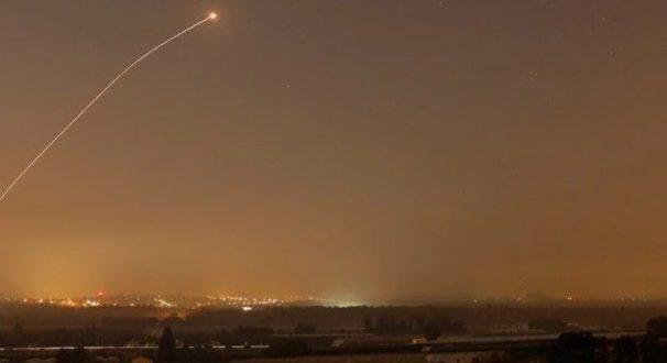 Испалена ракета од појасот Газа  експлодира во воздух