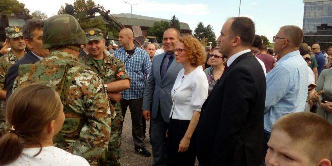 Бејли: САД работат да ја видат Македонија во НАТО