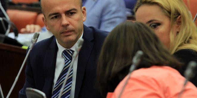 Прифатен амандман на ВМРО ДПМНЕ за Буџетот