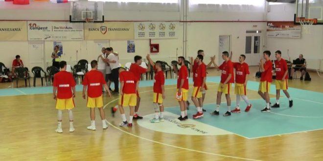 Младата кошаркарска репрезентација против Косово за подобар пласман на ЕП