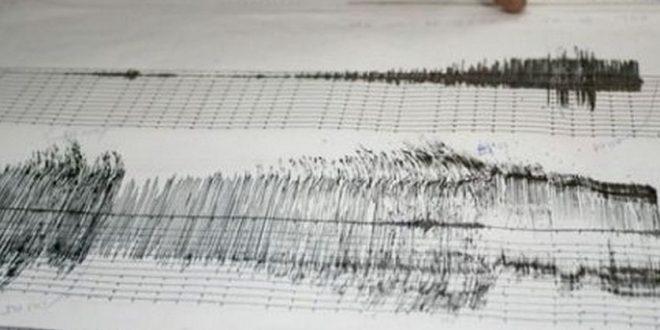 Земјотрес со јачина од 6 1 степени според Рихтер