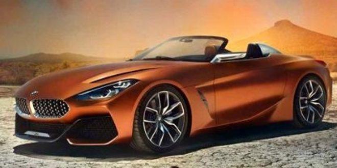 (ГАЛЕРИЈА) Се појавија слики од новиот BMW Z4