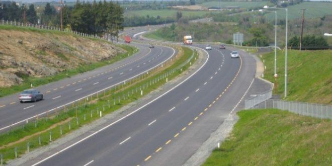 Сообраќајот се одвива пo суви коловози