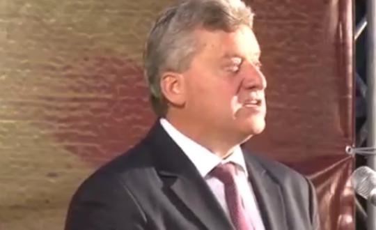 Иванов ја искара Владата  ја ангажирала војската без исполнети услови за прогласување на кризна состојба
