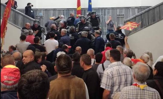 Притвор од 30 дена за четворица од петте напаѓачи на Села