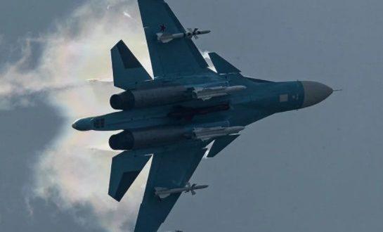 Руската авијација уништи конвој на ИД, околу 200 мртви во нападот