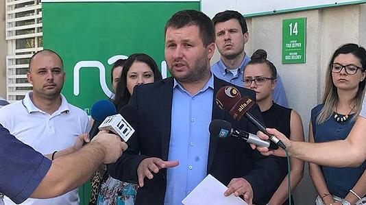 Богдановиќ кандидат за Центар од СДСМ  очекува победа во првиот круг