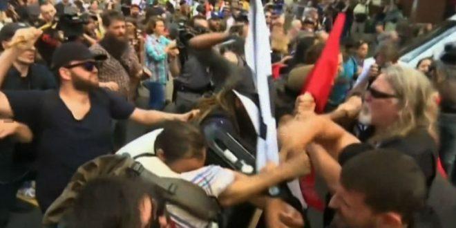 Три жртви на демонстрациите во Шарлотсвил
