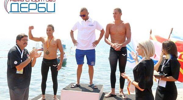 Ајдарски прв победник на  Олимпискиот  маратон во Охрид