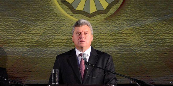 Иванов ја искара Владата  ја ангажирала војската без негова согласност и знаење