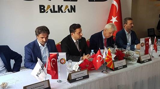 Ќахил пред турски бизнисмени ги престави можностите за инвестирање во Македонија