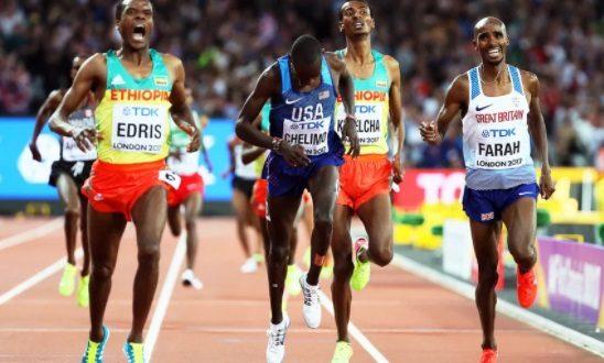 Мо Фара остана без двојно злато на трките на средни патеки