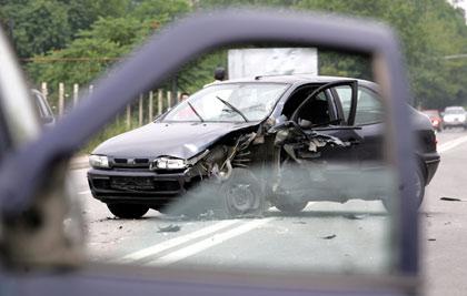 Двајца загинати и двајца повредени во сообраќајка на патот Тетово- Јажинце