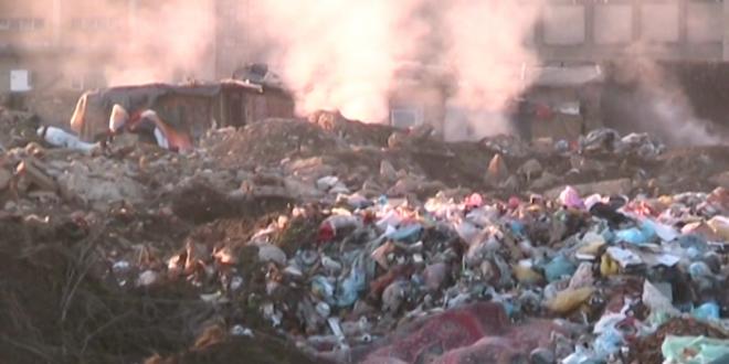 Еко-герила прозива -кој да одговара за депонијата во Тетово?