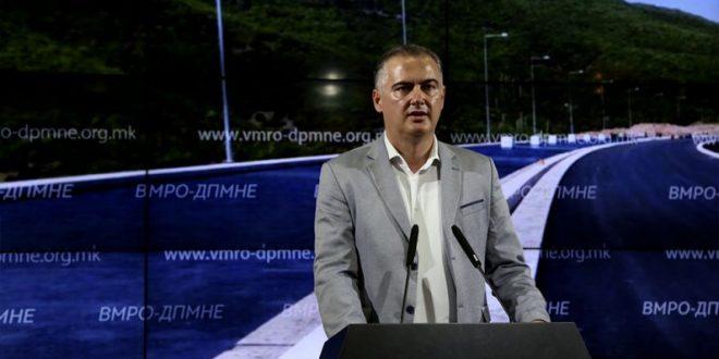 Трпески  СДСМ не можат да пуштат автопатска делница која веќе е завршена
