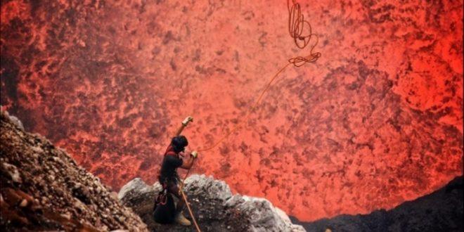 Трагедија  Семејство падна во кратер на вулкан