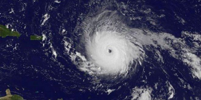 На Европа и се заканува ураганот Офелија