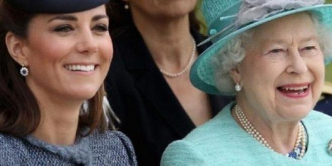 Голем скандал добива импулс во кралското семејство  Се вжештува односот меѓу Кејт Мидлтон и кралицата Елизабета II