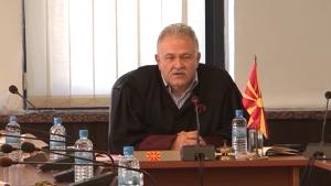Советот за факти контра претседателот на Врховниот суд  Вангеловски