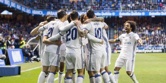Со два гола Себалос му донесе победа на Реал Мадрид на гостувањето кај Алавес