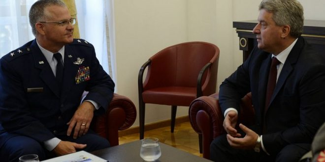 Иванов   Креј  Македонија да го добие заслуженото место во НАТО