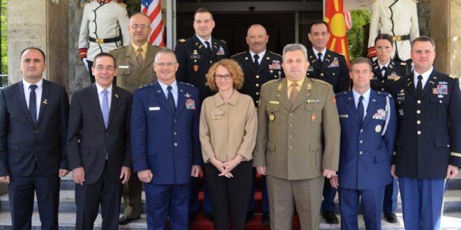 Шекеринска  Сметаме на нашите стратешки партнери за членството во НАТО