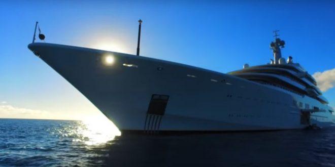25 цистерни  27 саати ја полнеа јахтата на Абрамовиќ во Дубровник