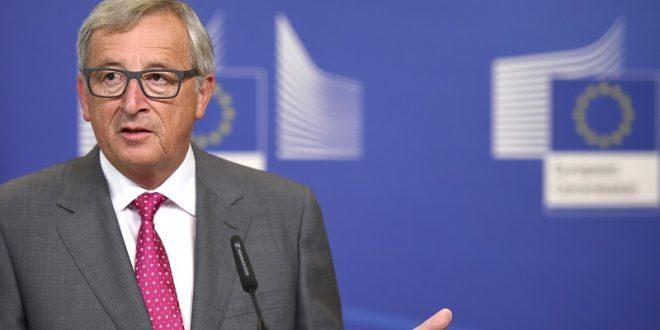 Јункер  Ја вративме Европа во Унијата