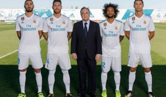 Карим Бензема стана четврт капитен на Реал Мадрид