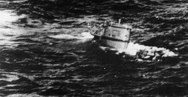 Германска подморница со 23 тела најдена крај белгискиот брег