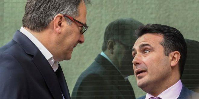 Жерновски се откажа од кандидатурата  влегува во владата