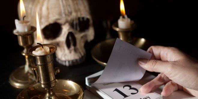Баксуз ли е13 ка  Последниот за оваа година  петок  13  го буди суеверието