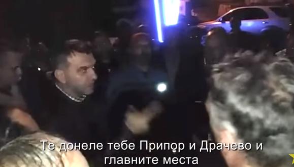 Тарчуловски  Тие во Пржино и Црниче што нема да гласаат за мене  нема да добијат одвод и канализација