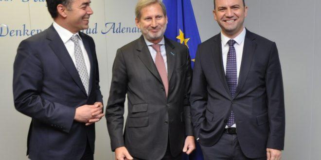 Османи во 2018 година очекува одлука за почеток на преговори за членство во ЕУ