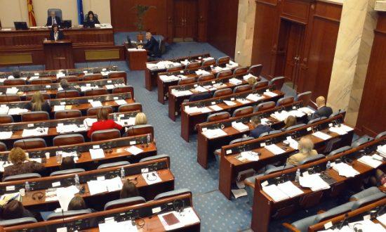 И ВМРО ДПМНЕ и СДСМ подготвуваат амандмани за законот за јазиците