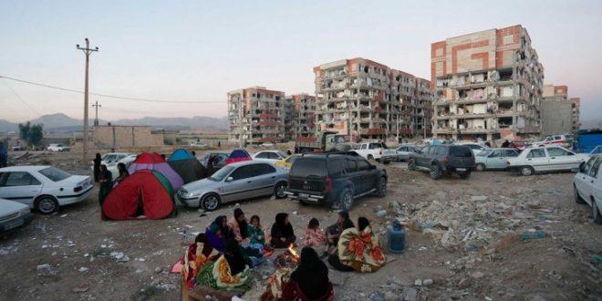 Најмалку 141 загинати при земјотрес во реонот на ирачко иранската граница