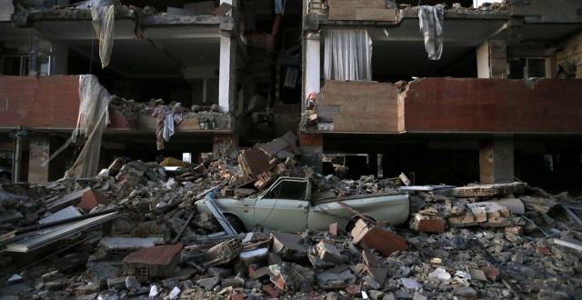Силен земјотрес во Ирак и Иран со повеќе од 200 мртви