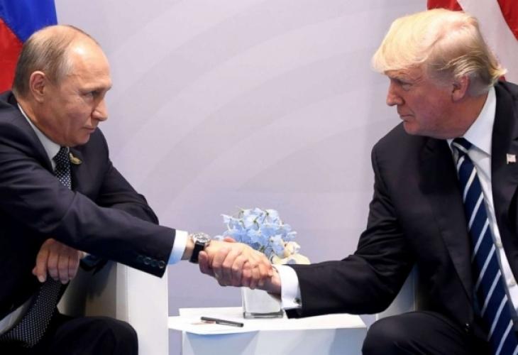 Путин му телефонира на Трамп: Благодарарност дона претседателот на САД што ЦИА сподели информации, кои го спасија Санкт Петербург од терористички напад на ИД