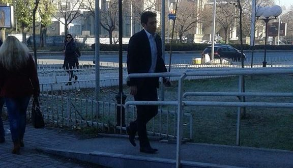 Груевски пристигна на време на денешното судско рочиште