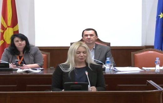 Само пофални зборови за буџетот за 2018 година од пратениците на СДСМ